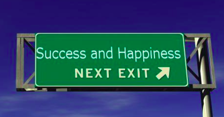 An easier way to achieving success, happiness and meaning